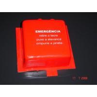 Lacre da Alavanca de Emergencia Padron RIO- LE
