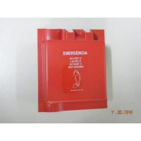 Alavanca de Emergência IBRAVA-LD-21152.00VRO