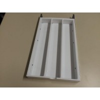 Porta Facas Chaira 260(235)x430(410)mm x 40mm